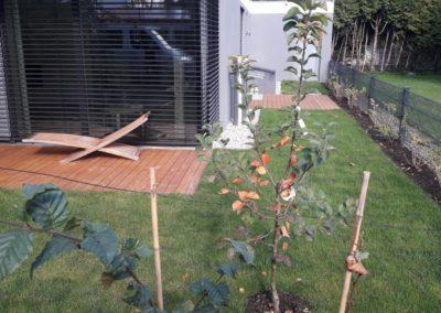 Holzterrasse Solln